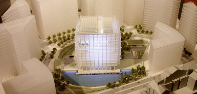 Proposed US Embassy