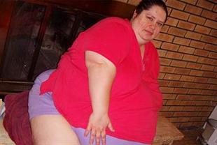 fattest woman