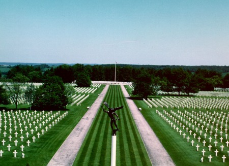 Henri-Chapelle American Cemetery-Belgium