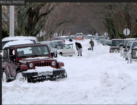 NYC Blizzard1